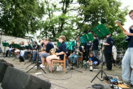 Big Band Police nad Metuj�